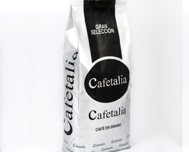 Café natural. Seleccion de cafés Arábicos y Robustas