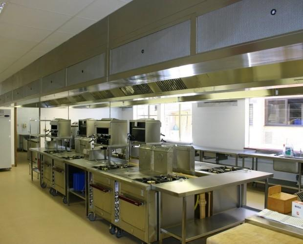 Cocina. Instalación y mantenimiento
