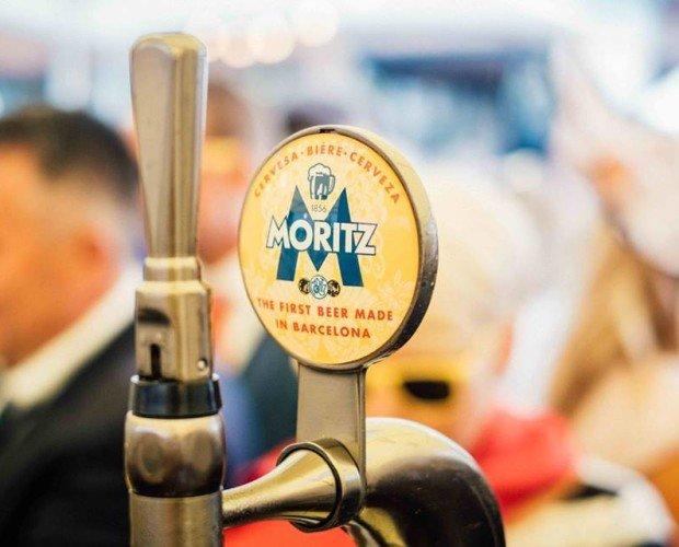 Barriles de Cerveza con Alcohol.La cerveza de Barcelona