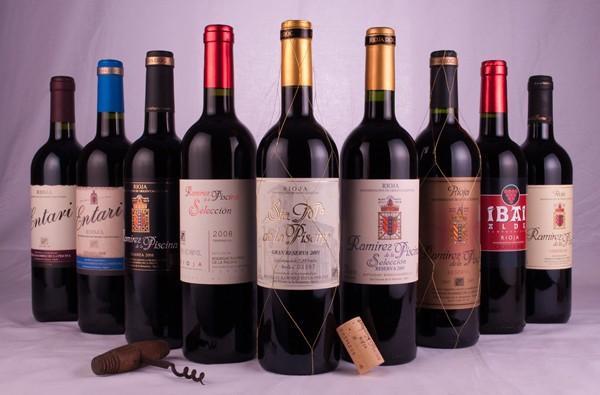 Nuestros vinos. Descubra nuestra selección de vinos