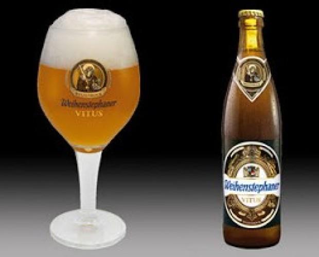 Cerveza Artesanal.Cerveza bock de trigo bávara, 7,7% de alcohol