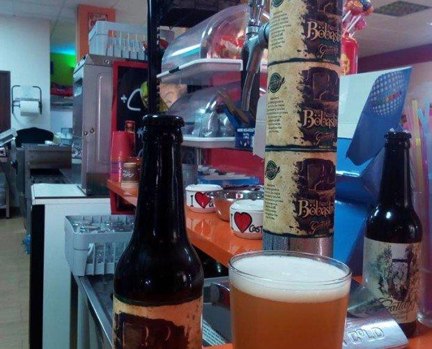 Gaitanejo Bobastro. Cerveza de la variedad Golden Ale, refrescante, ligera
