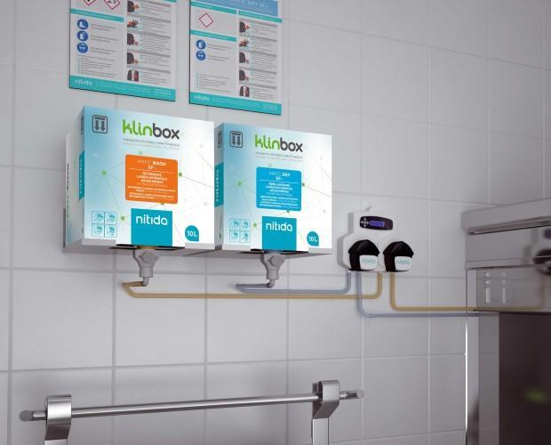 Klinbox. Klinbox es la higiene más rentable, sencilla y sostenible para el lavado automático de vajilla y limpiezas generales.