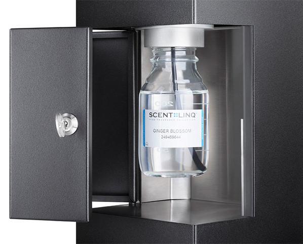 Scent linq. Tecnología de micro difusión en seco de aire perfumado de última generación