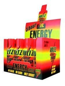 Bebida Energética. Voltz Energy Shot, 12 botellas de 60ml por caja
