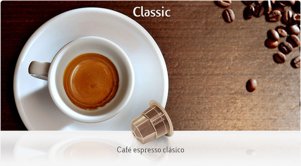 Café en capsulas. Cápsulas compatibles, incluye sabores nuevos