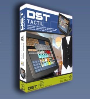 DTS Hospitality PRO - TPV táctil . Software de TPV