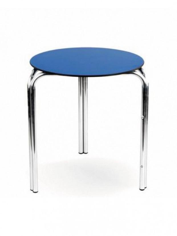 Mesa. Estructura de aluminio