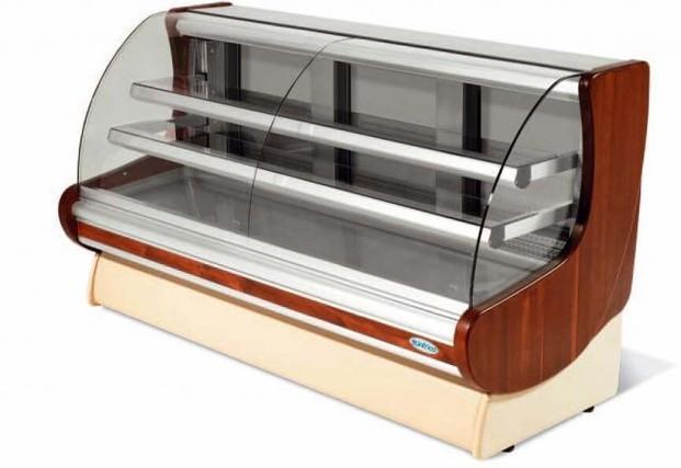 Equipos de frío comercial. Distribuimos vitrinas refrigeradas