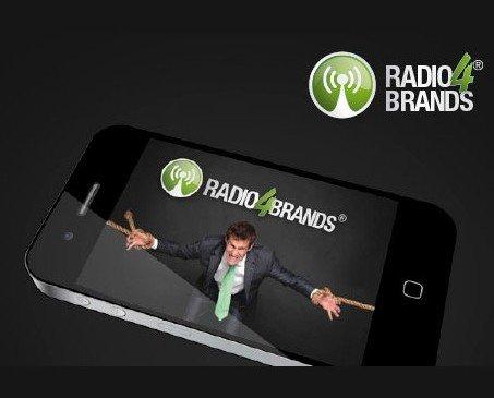 Radio corporativas. Diseños