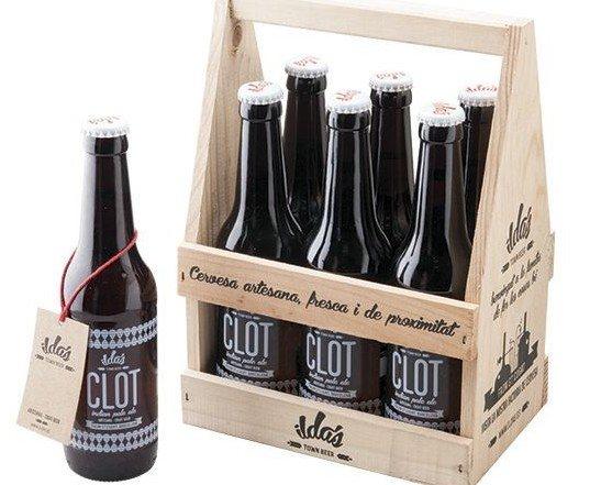 Cerveza Artesanal.Nuestra CLOT te abre sus virtudes con una intensidad aromática