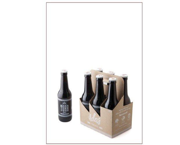 Cerveza con Alcohol. Barriles de Cerveza con Alcohol. TORR será una buena compañera tanto de un plato consistente como de un postre con chocolate