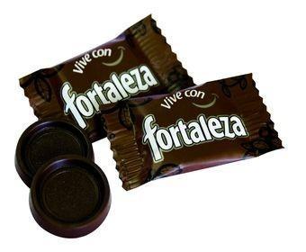 Chocolatinas. Complementos para el servicio de café