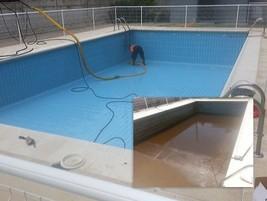 Para bares Limpieza de piscina