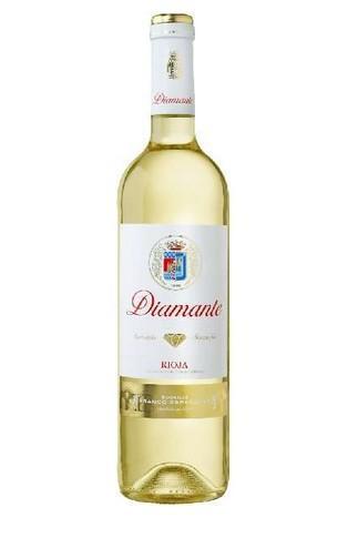 Vino blanco . Vino blanco Diamante Blanco