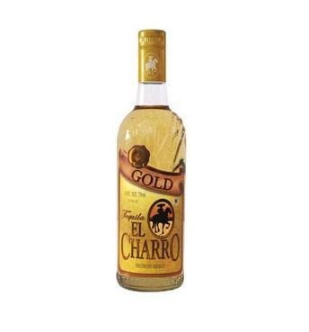 Tequila.Tequila El Charro Gold