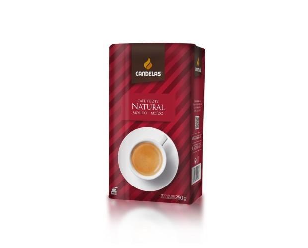 Café molido . Delicioso café molido natural