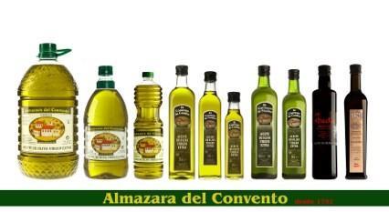 Aceite de Oliva.Nuestra gama de productos