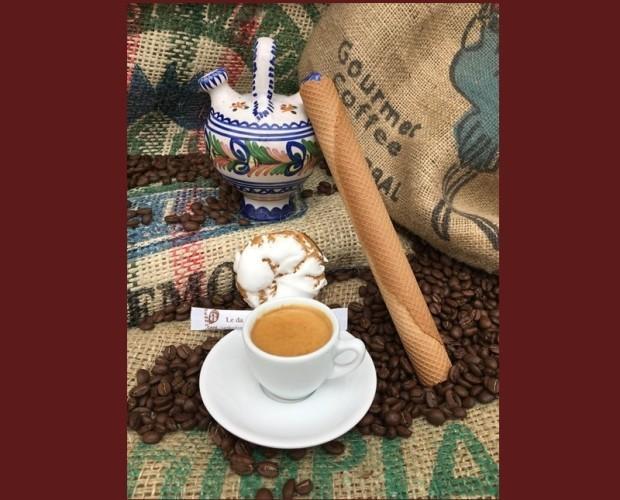 Un toque de dulzura. Disfrutando de la esencia del café