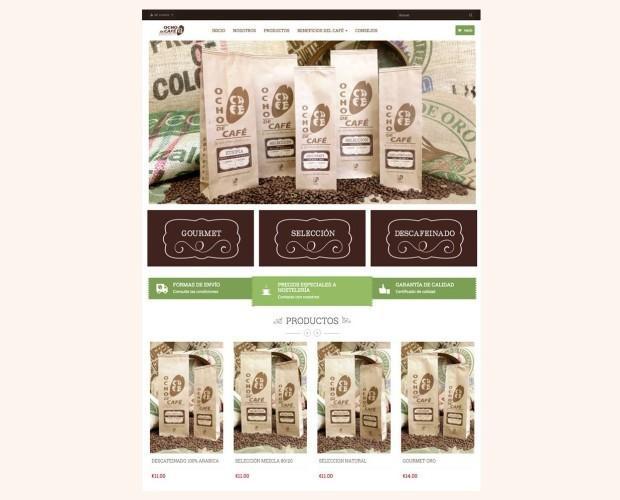 Variedades de café. Gourmet, selección y descafeinado
