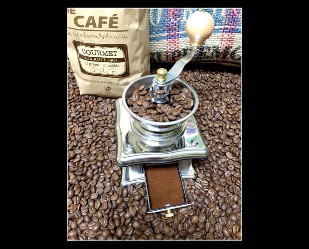 Café gourmet. La mejor variedad y selección de granos de café