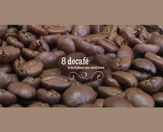 8 de Café. Placer en su paladar