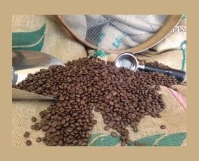 Nuestro café de calidad. Granos naturales