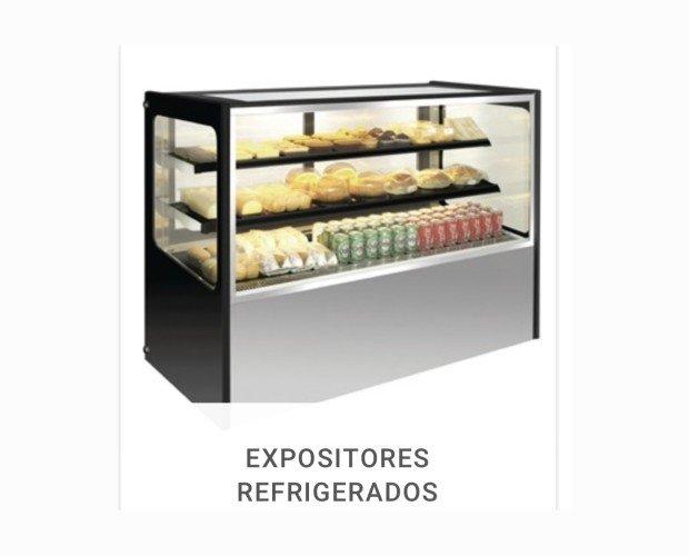 Vitrinas Refrigeradas.Expositor refrigerado