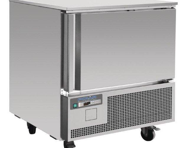 Abatidores de Temperatura.Capacidad 140Ltr.