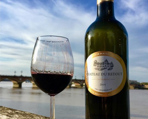 Château Du Retout. Un vino francés elegante, fino y sensual