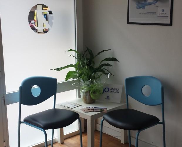 Nuestras oficinas. Servicios personalizados