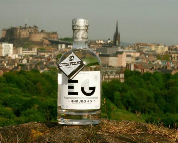 Edinburgh GIN. Una bebida con sabor único