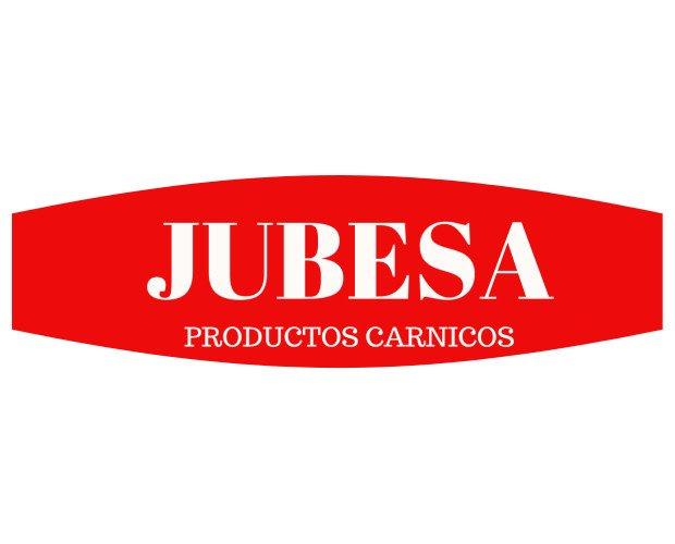 Jubesa logo. Logotipo de Marca registrada por industrias Cárnicas Jiso S.L
