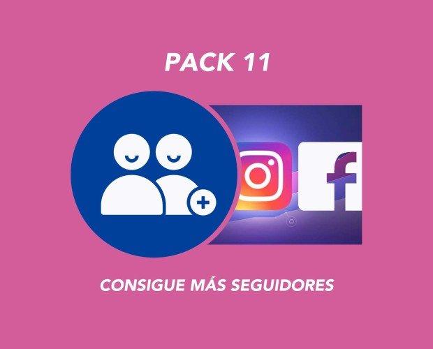 Pack 11. Pack Estrategia Redes