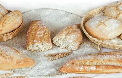 Pan Precocido. Baguettes, panes gallegos artesanos