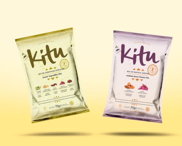 Kitu. Sostenible y saludable. Su sabor te sorprenderá.