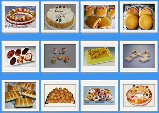 Bollería. Elaboración de bollería, bollería dietética y pastelería
