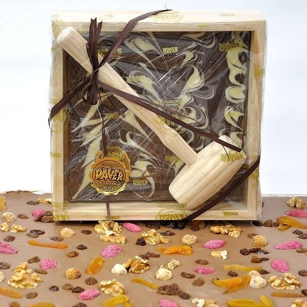 Chocolate Gourmet.Especialistas en chocolate y bombones