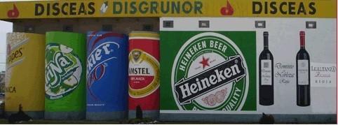 Cervezas . Nacionales e Importadas
