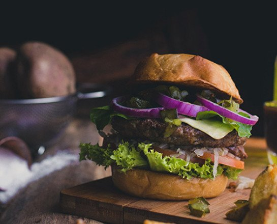 Veggie Foods. especialistas en comida vegana