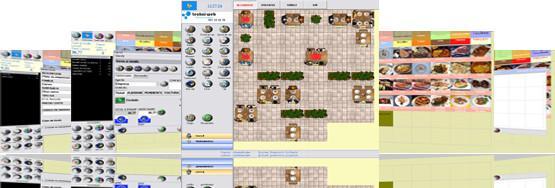 Software para Hostelería. TPV