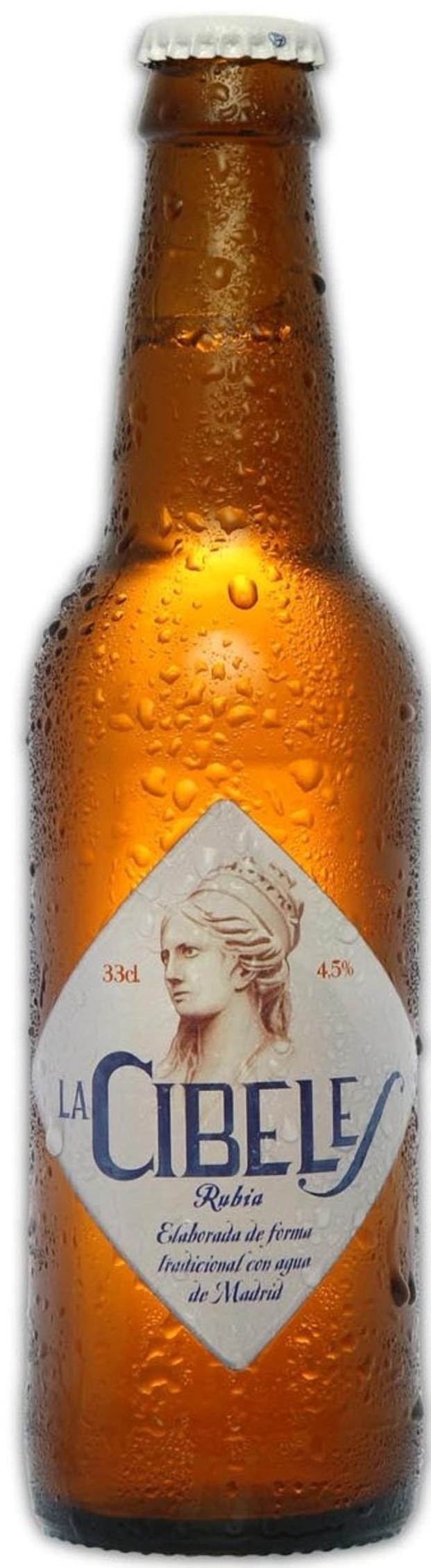 Cerveza Artesanal.Cerveza artesanal elaborada con agua de Madrid
