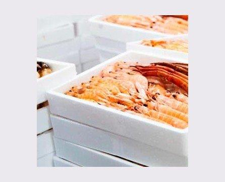 Marisco Congelado Hostelería. Otorgan la calidad y el sabor de un producto fresco