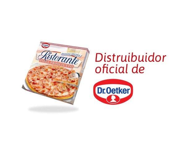 Pizzas Dr Oetker. Somos distribuidor oficial