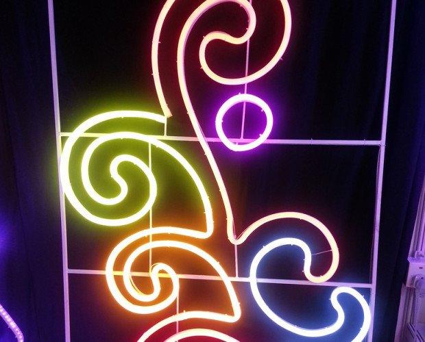 Iluminación para fiestas. Ayuntamientos y eventos festivos