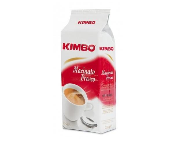 Café Kimbo 250 g. Café con tradición