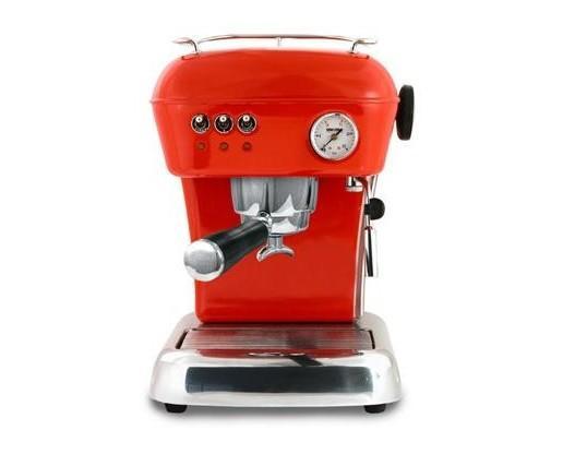 Cafetera roja. De la mejor calidad