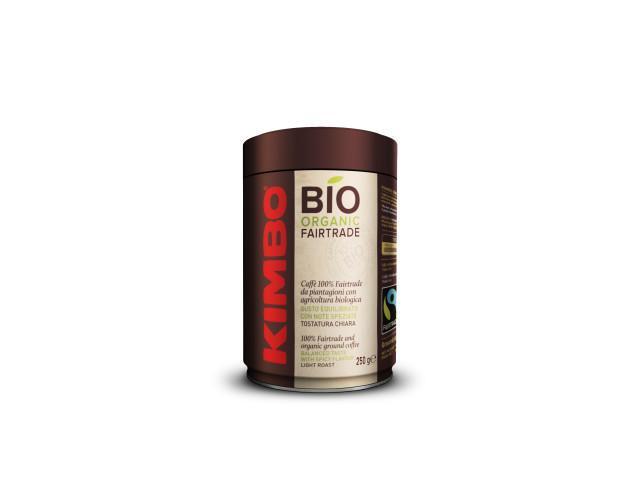 Kimbo Bio. Kimbo bio fair trade 250gr molido