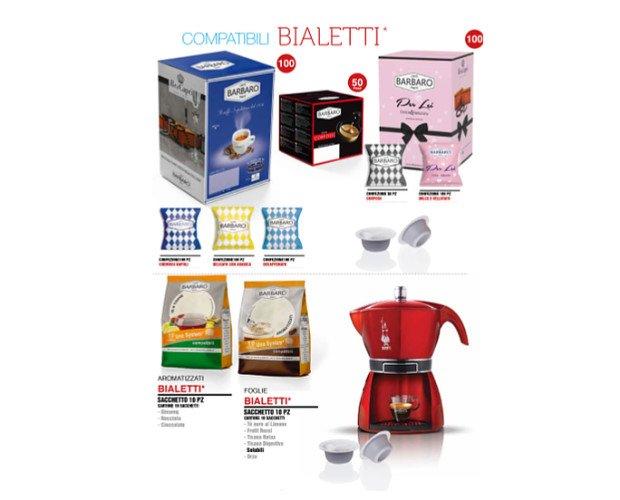 Café Bárbaro compatible con Bialetti. Ofrecemos garantías por nuestros productos
