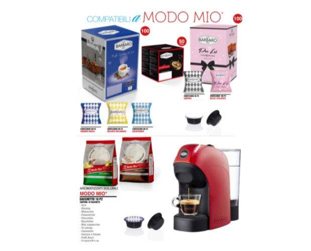 Café Bárbaro compatible con Modo MIo. Tenemos el mejor café